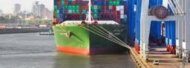 Laevandusteenused on teenuste eksport