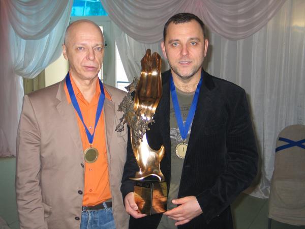 I koht Moskva NN-Cup turniiril